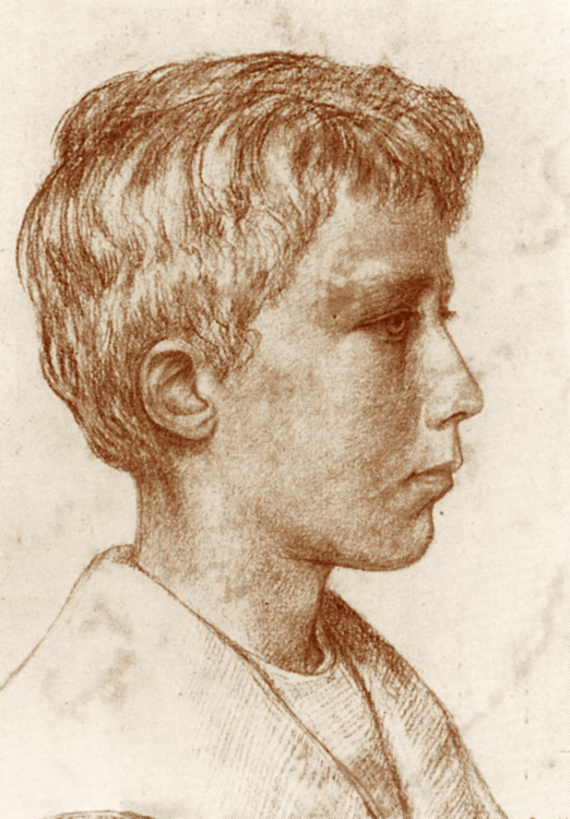 Vincent Willem van Gogh, Johanna's son and nephew of the celebrated artist.